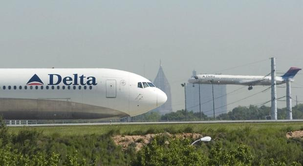 Coronavirus compagnie aeree italia milano delta american airlines turkish