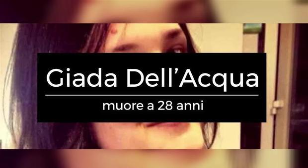 Dramma nello sport, muore Giada Dell'Acqua a 28 anni