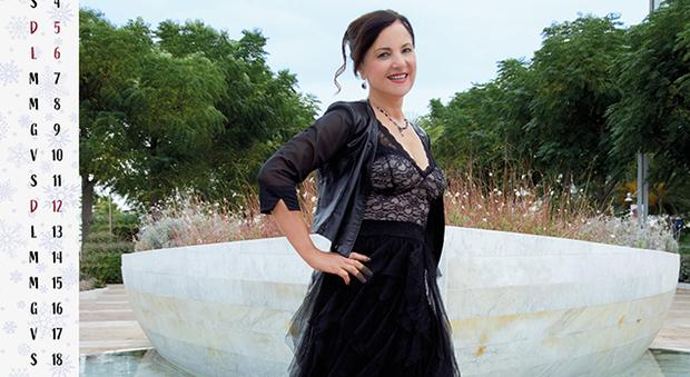 Miss Mamma Italiana Evergreen 2020: la foto di Lorella Bedon, di Sarzano