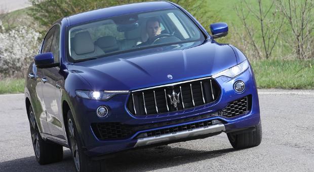 La Maserati Levante
