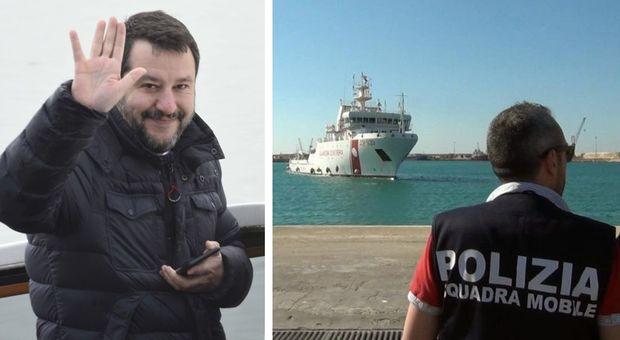 Salvini, sul caso Gregoretti sfida la maggioranza: «Sì al processo»