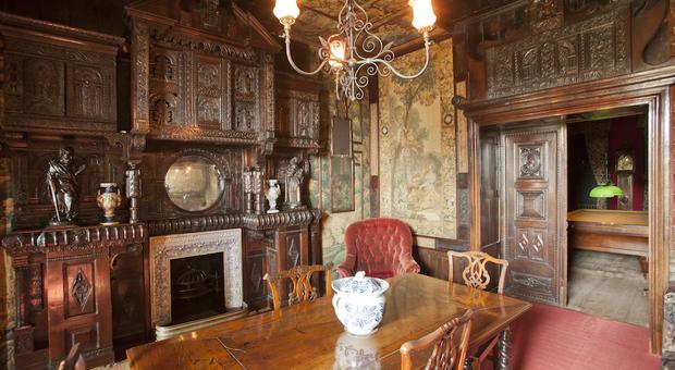 """immagine La casa dove Victor Hugo scrisse """"I miserabili"""""""