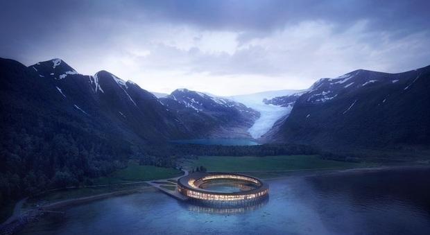 Hotel Svart in Norvegia