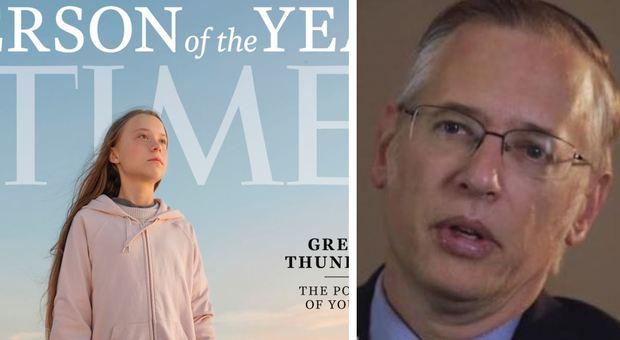 Greta Thunberg, pastore evangelico contro scelta del Time: «È posseduta dal demonio»