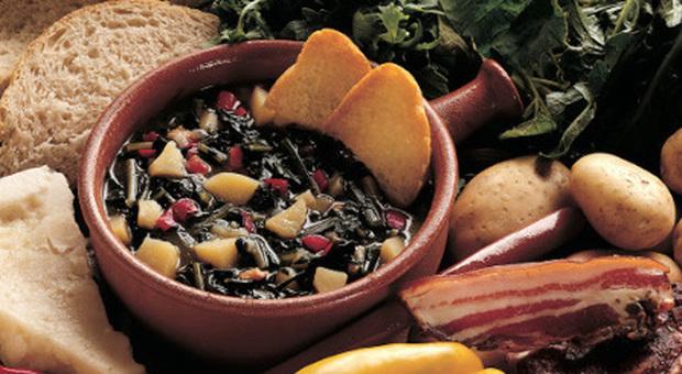 Bomarzo: cibi della tradizione a Tuscia deliziosa