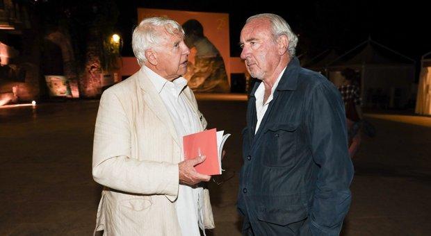 Roma serate tra film e red carpet l'Isola del cinema saluta l'estate