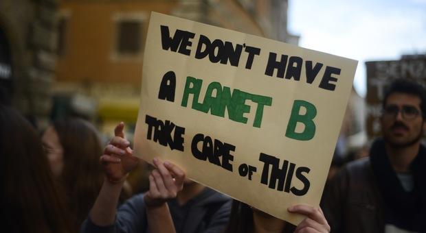 Un corteo per la difesa del pianeta