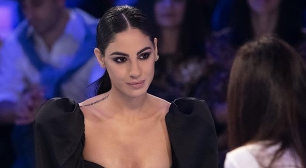 Giulia De Lellis difende Andrea Iannone e su Andrea Damante fa una rivelazione a Verissimo