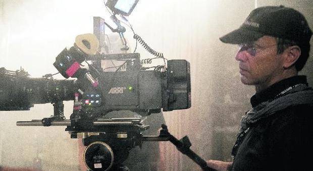 Franz Pagot, il trevigiano che unisce fotografi a e grande cinema: «Ho fatto luce a Kubrick»