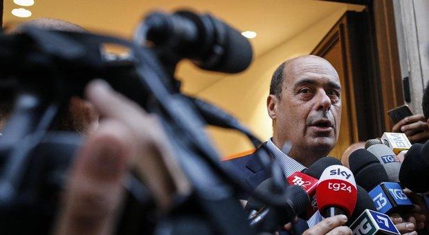 «Non ci possiamo fidare». Dubbi di Zingaretti, Pd diviso sulle concessioni ai grillini