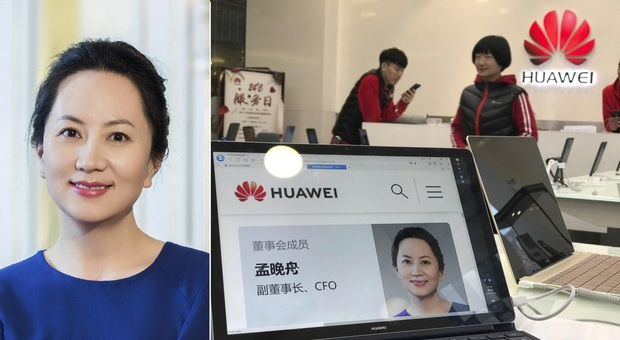 Huawei, arrestata su rischiesta Usa Meng Wanzhou, direttrice finanziaria e figlia del fondatore