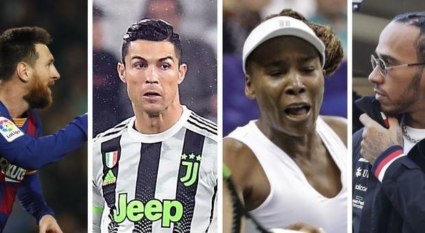 Dieta, da CR7 e Messi ai campioni: piccoli pasti o digiuno, ma poi cosa mangiano?