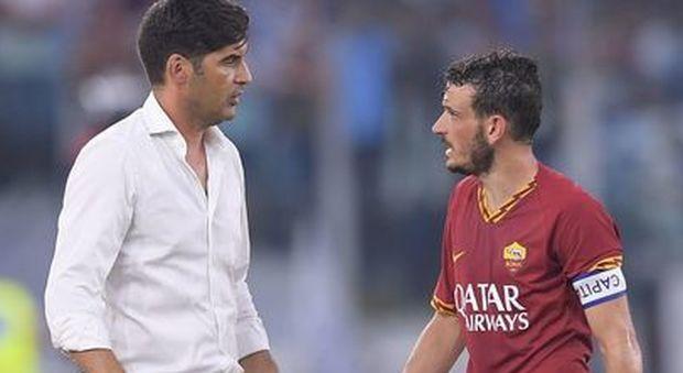 Un tifoso su Instagram scrive: «Vendete Florenzi» e spunta il like di Fonseca