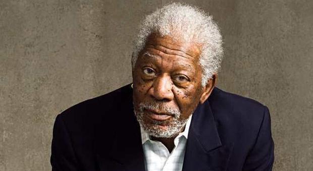 Morgan Freeman, il video che lo incastra? Ecco cosa fece durante un'intervista