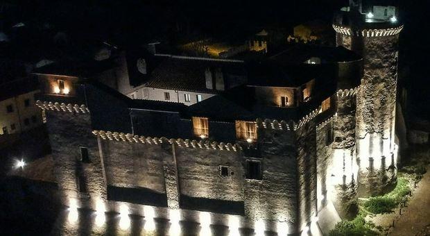Il Castello di Santa Severa si accende: il progetto di illuminazione artistica di Acea e Regione Lazio