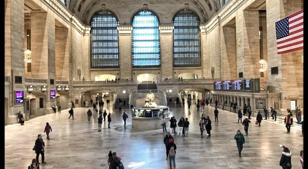 Grand Central, Foto di Terry Sanders