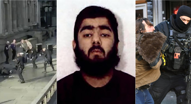Attacco al London Bridge, chi è il terrorista: ex detenuto, aveva minacciato di far saltare in aria Cambridge