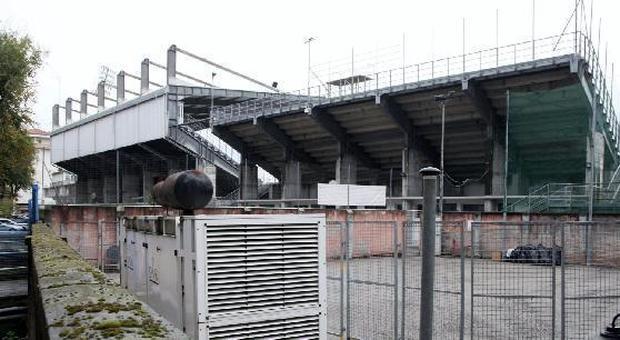 Lo stadio Tenni
