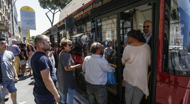 Lunedì sciopero per Roma Tpl a rischio cento corse in periferia