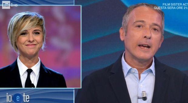 Nadia Toffa, lacrime in tv di Pierluigi Diaco: «Non ho capito il suo dolore, chiedo scusa»