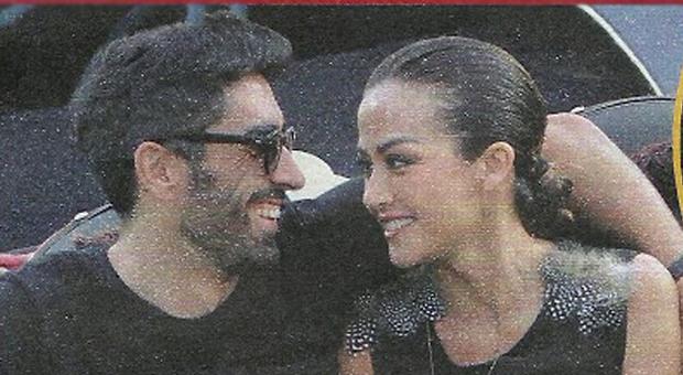 Giorgia Palmas e Filippo Magnini a Venezia