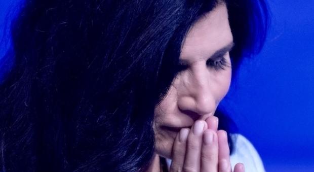 Verissimo, Pamela Prati nello studio vuoto: «Mark? Io vittima di Eliana Michelazzo»