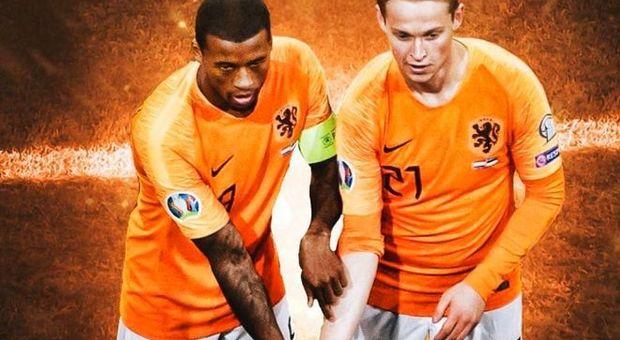Wijnaldum e de Jong, dall'Olanda un gol al razzismo