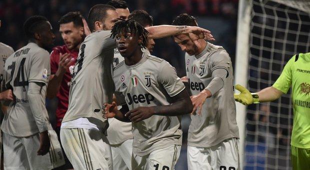 Juventus, altri cori razzisti e Matuidi lascerà il campo: la sua decisione