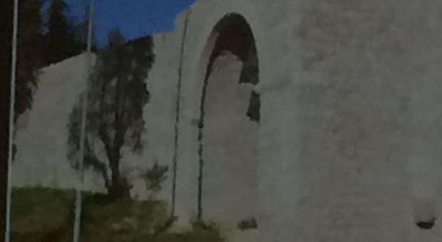 Porta Poggio Santa Maria