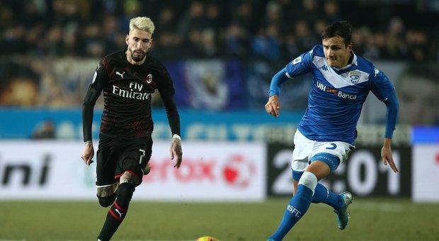 Brescia-Milan, i voti: Rebic non si ferma più, Torregrossa è l'anima della squadra