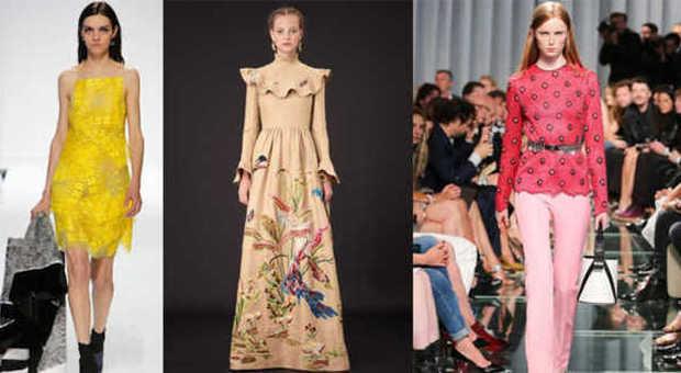 Outfit Dior, Valentino e Louis Vitton