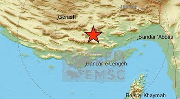 Terremoto in Iran, scossa di 5.4 gradi: nessuna notizia di vittime