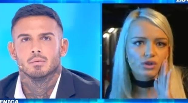 Domenica Live, Lucas Peracchi a Eva Henger: «Io violento con Mercedesz? Tutte bugie»