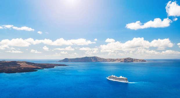 Ferragosto in crociera, il Mediterraneo batte i Caraibi
