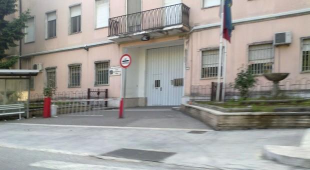 Il carcere di Cassino
