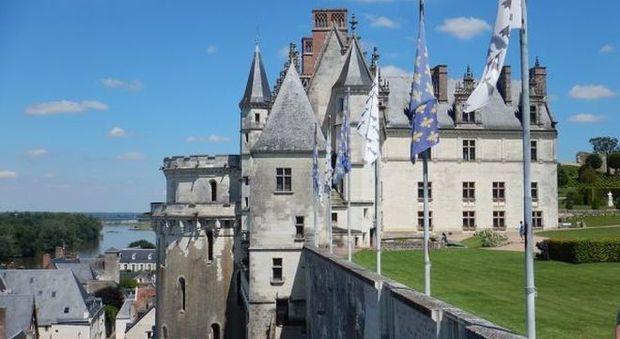 La Loira e i suoi castelli celebrano i 500 anni di Leonardo Da Vinci