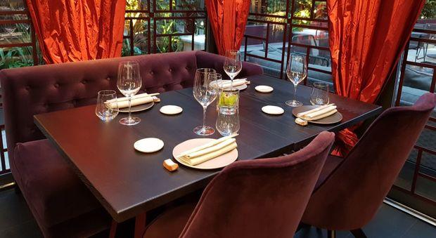 Il ristorante Kowa di Milano