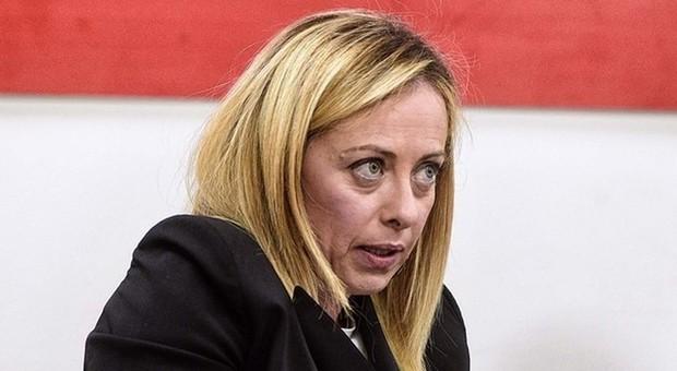 Giorgia Meloni al processo contro lo stalker: «Ho paura per mia figlia di tre anni, diceva che era sua»