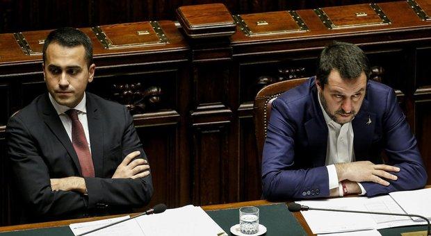 Lega-M5S, scontro anche sulle Province. Salvini: servono. Di Maio: vanno abolite