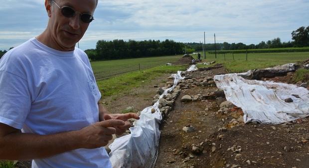 Scoperta l 39 azienda vitivinicola degli antichi romani ha for Piani di fattoria sotto 2000 piedi quadrati