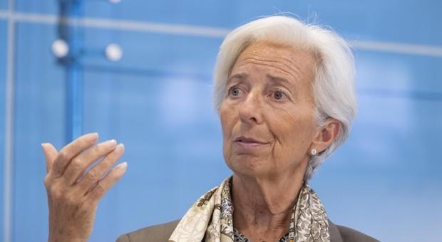 Lagarde, ad Eurozona serve ancora sostegno Bce