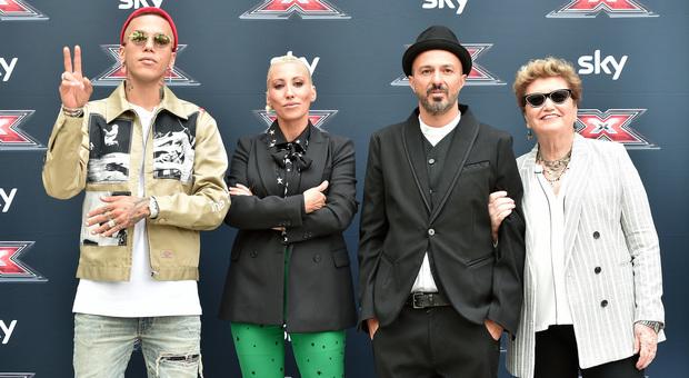 X Factor 13, giovedì al via con la nuova giuria. Ospiti delle Audition Achille Lauro e Anastasio