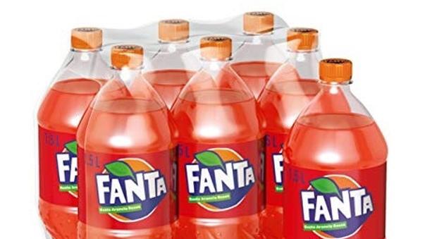 Coca-Cola lancia nuova Fanta con arance rosse di Sicilia
