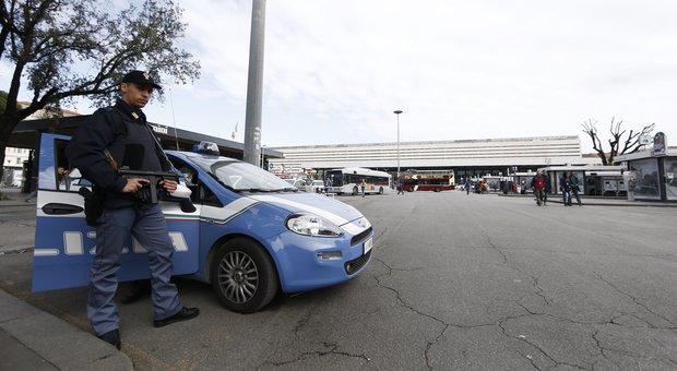 Roma Termini, oltre 100 persone controllate: arrestati un tunisino e un maghrebino per spaccio