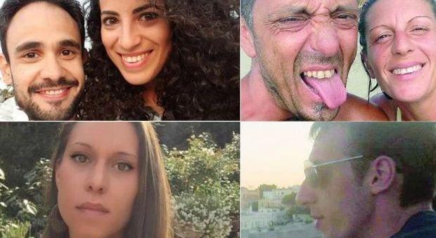 Crollo ponte Genova, i nomi delle vittime