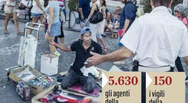 Roma raggi rispolvera l 39 ufficio per il decoro task for Ufficio decoro urbano roma