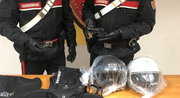 Rapina alle poste: inseguimento tra i bambini che vanno a scuola, arrestato un 42enne romano