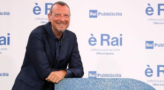 Sanremo 2020, l'ad Rai Salini: «Questa sera presenteremo tutti i cantanti in gara»