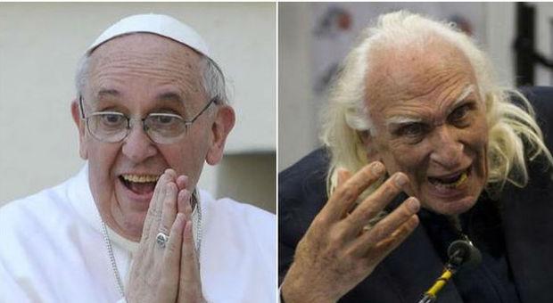 Papa Francesco - Marco Pannella