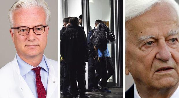 Ucciso a coltellate il figlio dell'ex presidente tedesco Richard von Weizsaecker
